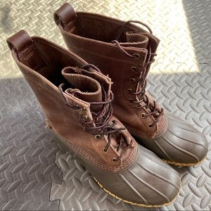 L.L. Bean Woman's Maine Hunting Boot